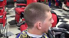 1 on the sides 3 on top haircut how to do a 3 on top with a number 1 on the side jeff the master barber tutorial youtube