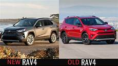 2019 toyota rav4 vs 2018 rav4 comparison what difference
