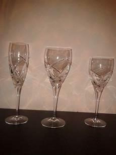 servizio bicchieri di cristallo servizio bicchieri in cristallo annunci bergamo