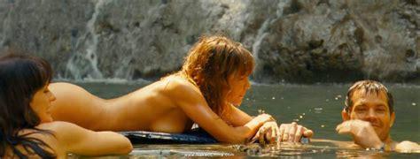 Blue Lagoon Nude
