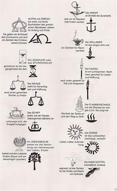Symbole Mit Bedeutung - symbole und ihre bedeutung schult steinmetz und