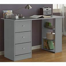 argos home office furniture buy argos home malibu 3 drawer office desk grey desks