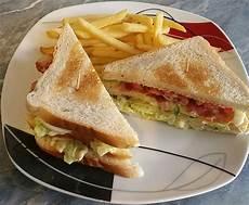 Sandwich Toast Rezepte - new york club sandwich feline86 chefkoch de