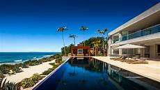 inside a rare beachfront mansion in malibu youtube