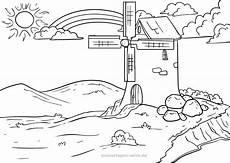 Oktonauten Malvorlagen Harga Mewarnai Rumah Kincir Angin Gambar Mewarnai Hd