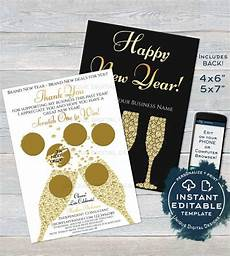printable rodan and happy new year cards scratch off editable thank y