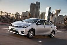 2014 Toyota Corolla Sedan Pricing And Specifications