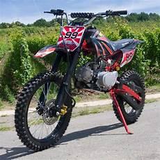 dirtbike 125ccm cross bike mit 17 14 bereifung 4takt