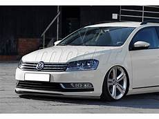 vw passat b7 3c intenso front bumper extension