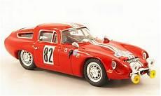 Alfa Romeo Tz1 Miniature No 82 Montpellier 1965 Best 1 43
