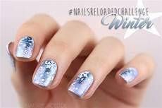 nageldesign winter 2017 nails reloaded nailsreloaded challenge nageldesign winter