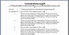 write your resume in microsoft word office articles