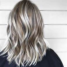 Medium Length Highlighted Hairstyles 25 exciting medium length layered haircuts popular haircuts