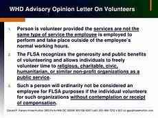 flsa compliance update