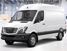 2017 Mercedes Benz Sprinter 3500 Cargo  Pricing Ratings