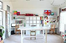 8 craft rooms creative inspiration everythingetsy com