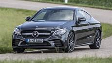 neues c coupe 2019 mercedes c class coupe review top gear