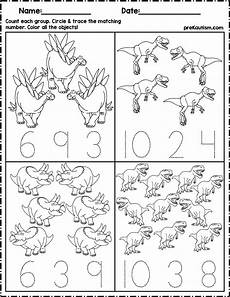 dinosaur worksheets year 1 15383 dinosaur count number write writing numbers dinosaurs preschool dinosaur theme preschool
