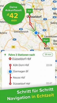 Routenplaner Zu Fuß - citymapper nahverkehr routenplaner android apps auf