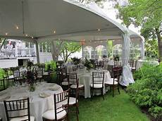 a small backyard affair blue peak tents inc