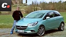 Opel Corsa 2016 - opel corsa prueba an 225 lisis test review en espa 241 ol