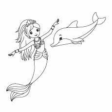 top 20 free printable dolphin coloring pages