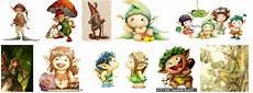 Ausmalbilder Elfen Und Kobolde Was Sind Das F 252 R Mystische Wesen Sind Das Kobolde