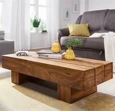 Designer Couchtisch Holz - couchtisch wohnzimmertisch design massivholz massiv