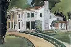 tara gone with the wind house plans cinema style before they were films they were sketches
