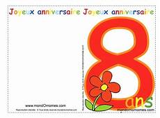 carte invitation anniversaire garcon 8 ans gratuit jlfavero