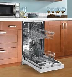 lave vaisselle anglais ddw1804ew danby 18 quot blanc lave vaisselle fr