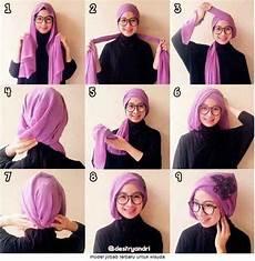 Tutorial Jilbab Wisuda Terbaru Dengan Gambar Jilbab