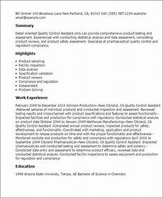 resume cover letter for quality control inspector quality control inspector cover letter
