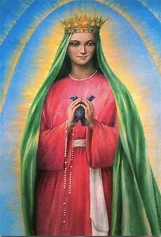 madonna ghiaie di bonate immaginette mariane la della famiglia