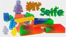 lego figuren selber machen seife selber machen bunte seife lego seife