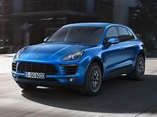 2016 Porsche Macan Price Photos Reviews Features