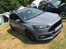 Stealth Grey Ford Focus St 3 Big Wheels Focus St 3