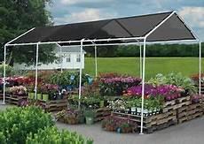 8x20x9 shelterlogic 8 leg garden shade canopy flower