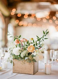 summer wedding table centerpiece ideas pretend magazine