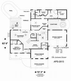 plan 23365jd sprawling craftsman home plan with lower craftsman style house plan 4708 the autumn manor