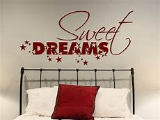 wandtattoo sweet dreams wandtattoo sweet dreams f 252 rs schlafzimmer wandtattoos de