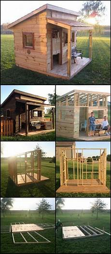 cubby house plans better homes and gardens how to build a cubby house from reclaimed fence palings