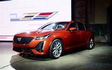 2020 cadillac sports car 2020 cadillac ct4 v and ct5 v pair sports sedans with