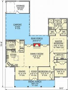 acadian country house plans plan 56382sm rustic acadian with 3 bedrooms in 2020