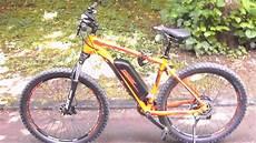 fischer em 1723 e bike 250 watt leistung test