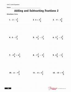 fraction worksheets 3965 algebraic fractions worksheet kuta adding fractions worksheet kuta worksheetsadding and ws two