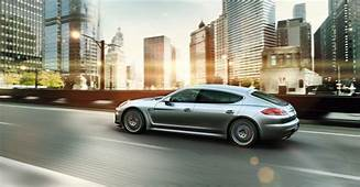 Long Wheelbase Porsche Panamera Coming To US Priced From