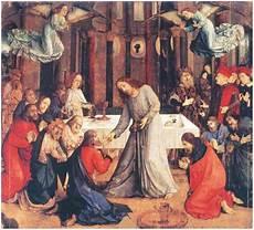 Gambar Dalam Kkgk Yesus Memberikan Komuni Kudus Kepada