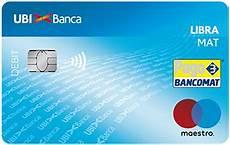 ubi accesso carta di debito contactless