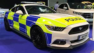 Blues And Twos Britain's Wildest New Police Cars Revealed